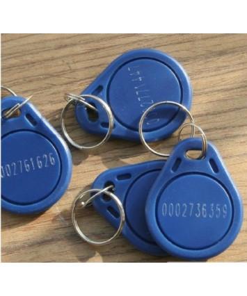 200 X Blue kea03 125Khz keyfob