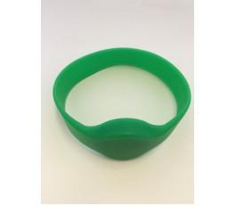Green 125Khz Wristband