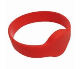 Red 125Khz Wristband