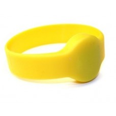 Yellow 125Khz Wristband
