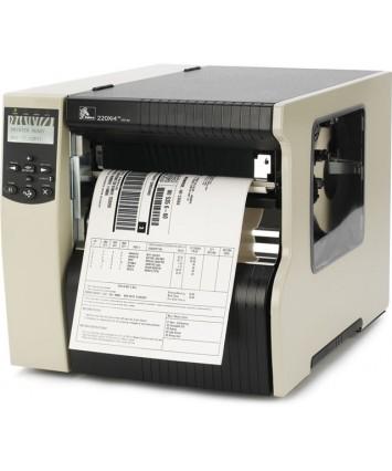 Zebra 220Xi4 Industrial Barcode Label Printers (300dpi, Rewind, Peel)