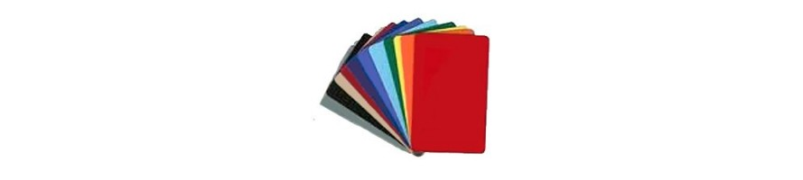 PVC Color Cards