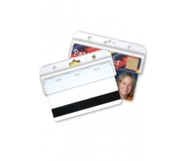 1/2 Card Holder / Frosted