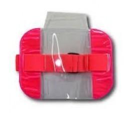 Pink High Visibility Armband