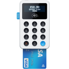 IZettle Contactless Chip & Pin Card Reader