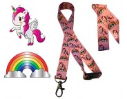 Magical Unicorn Lanyard