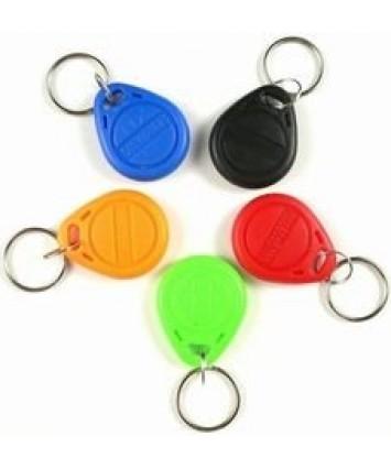 1000 x 125khz Rfid Proximity Token Keyfobs