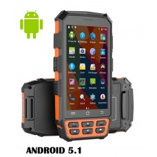 PAC-5000 4G Rugged Android 5.1 PDA