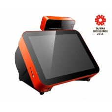 POP-950 - 15 inch cpu d255 , 1.86ghz , ram 2gb - Red