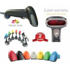 Vibrant Scan - 1d CCD Barcode Scanner