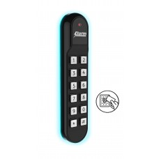 AXS S60 MultiCLASS Keypad, Metal Keys + Contactless Reader DS601K2P