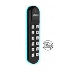 AXS S60 MultiCLASS Keypad, Metal Keys + Contactless Reader DS601K2P