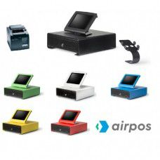 COLOR POS BUNDLE WITH AIRPOS SOFTWARE 30 DAY FREE TRIAL