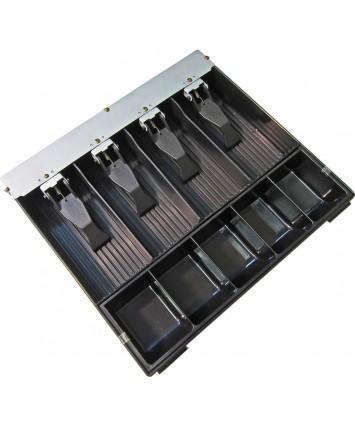 VP101-BL1416  -  Black 14 x 16 Vasario Series Cash Drawer