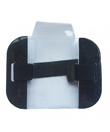 Black Hi Visability Armband