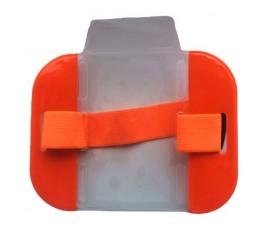 Orange High Visibility Armband