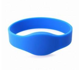 Blue Compatible 1k 13.56mhz NFC Wristband