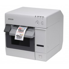Epson ColorWorks C3400 Color Label Printer