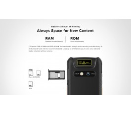 C71 Handheld Computer IP65/IP67 - Android 6.0 , 4g , NFC , WIFI , BT 13MP Camera