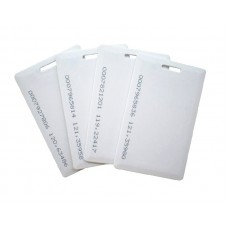 10 x Clamshell Cards 125khz - Read only