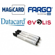 PRINT HEAD CLEANING PEN FOR DATACARD, EVOLIS, MAGICARD, IPD, FARGO CARD PRINTERS