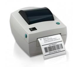 Zebra GC420d Direct Thermal Desktop Labelling Printer (No Peel)