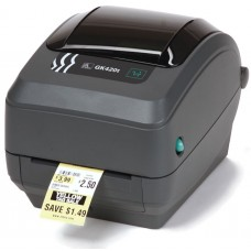 Zebra GK420t - Compact Thermal Transfer Desktop Label Printer (USB/Ethernet)