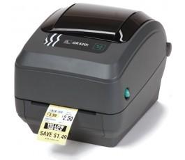 Zebra GK420t - Compact Thermal Transfer Desktop Label Printer (USB/Ethernet)