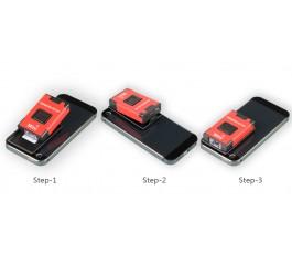 General Scan GS M500BT 2D Imager Mini BT Barcode Scanner Kits