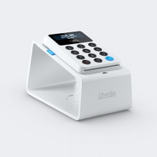 White IZettle Dock & Desktop Charger