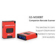 General Scan GS M300BT-PRO 1D BT Barcode Scanner Kits