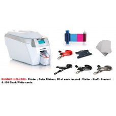 Magicard Rio Pro *Staff Bundle* Dual Sided Badge Printer - 3652-0021