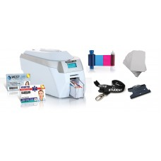 Magicard Rio Pro *Student Bundle * Dual Sided Badge Printer - 3652-0021