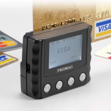 Promag MSR 999 Credit card checker