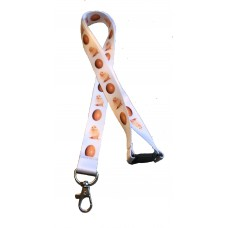 Chicken and Egg Lanyard