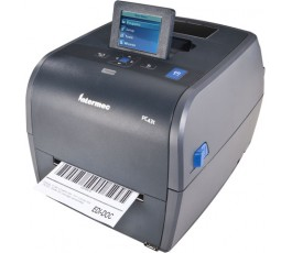 Honeywell PC43t Thermal Transfer Desktop Printer For Light-Duty Labelling Applications