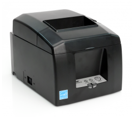 TSP654II AirPrint-24 GRY US , TSP650II, Thermal, Cutter, WLAN, Ethernet, AirPrint, Gray, Ext PS Included. Part Number 39481870