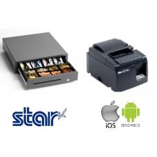 Star USB printer & Cash Drawer Bundle