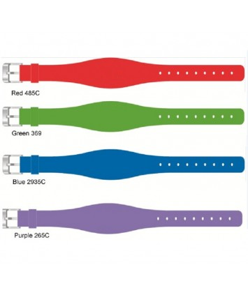 Dual Chip UHF and F08 13.56Mhz Wristband