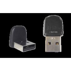 RDR-6011AKU pcProx Enroll HID Prox Black Vertical USB Nano Reader