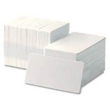 500 x inkjet printable White cr80 cards