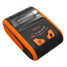 RPP-200 Low Cost Bluetooth Pinter - Orange & Black