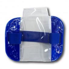 Blue High Visibility Armband