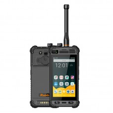 Runbo M1 LTE 4G, Android IP67 rugged smartphone, professional walkie talkie.
