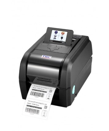 TSC TX300 Thermal Barcode Label Printer - LCD, WiFi slot-in