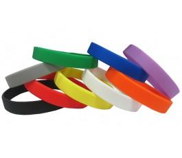 Adult Plain Color Wristbands